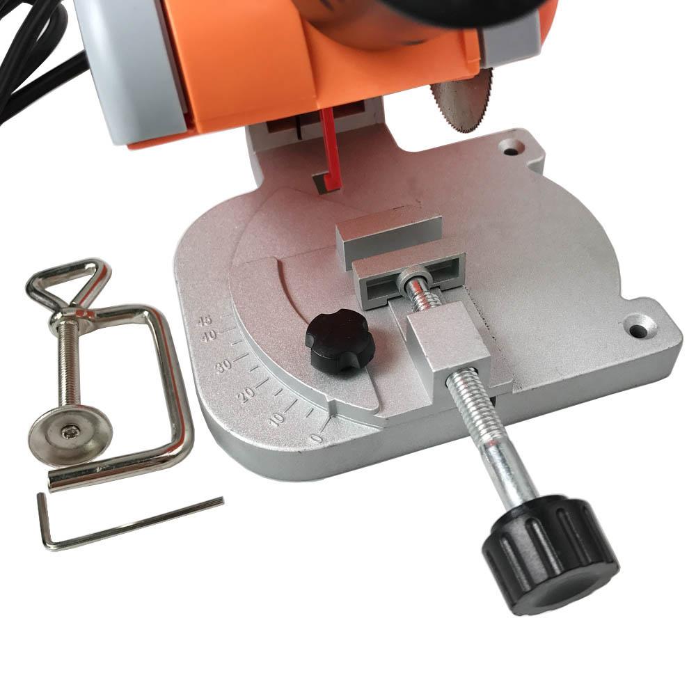 Electric Archery Arrow MINI Cut off Saw Cutter Blade All Kinds Arrow Shaft DIY