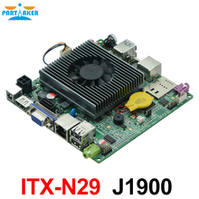OEM Quad Core J1900 Nano ITX Motherboard with HDMI VGA PS2 RS232