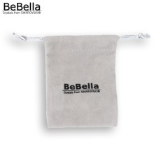 BeBella thick velvet pouch high quality jewelry velvet bags packaging in size 7x9 cm