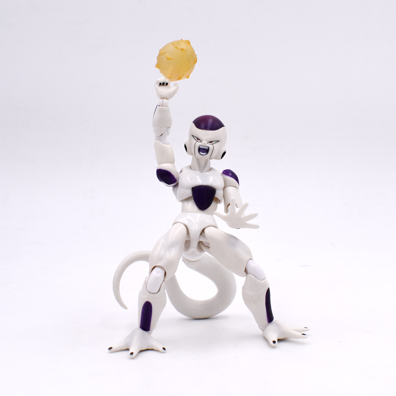 Dragon Ball Z SHFiguarts Final Form Frieza Action Figure Collectible Model Toy