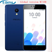 "Original Meizu M5C M5 C M710H 4G LTE Mobile Phone Global Version 2GB/16GB 5.0"" 2.5D International Firmware Phone(China)"
