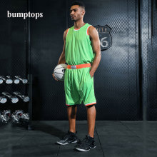 Best Quality Outdoors Sports DIY Basketball Training Uniform Team Sportswear 2017 2018 Men Jerseys Adult  Kits