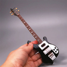 "Classic 1/6 Action Figure Accessory For 12"" Toy Doll Model Black Electric Guitar"