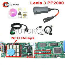 Lexia 3 PP2000 Diagnostic Tools Lexia3 V48 PP2000 V25 Newest Diagbox 7.83 Original Full Chips 921815C/ Firmware(China)