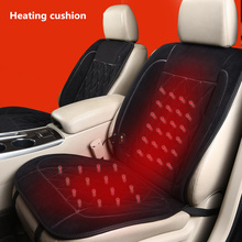 2017 new vehicle multifunctional back massage chair cushion car body neck massage waist heating(China)
