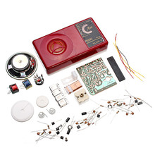 Hot Sale Seven Tube AM Radio Electronic DIY Kit Electronic Learning Kit Set(China)