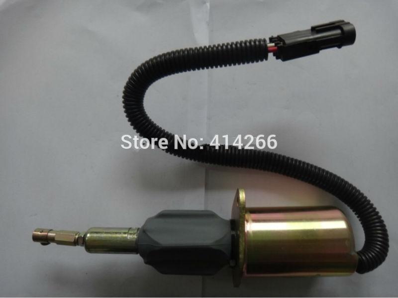 Wholesale Fuel Shut-off Solenoid 3928161, 3923258, 3958176  SA-4293-24,24V<br>