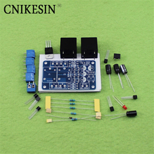 CNIKESIN DIY Speakers protection plate parts double relay board boot time delay dc protection E1A4 power amplifier