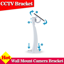 1PCs CCTV Camera Stand Bracket for Video Surveillance Security Cameras Adjustable Wall Ceiling Mount