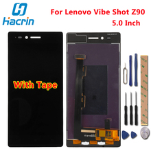 Buy Lenovo Vibe Shot Z90 LCD Display +Touch Screen 5.0'' Digitizer Screen Replacement Lenovo Vibe Shot Z90 Z90a40 Z90-7 Z90-3 Co.,Ltd) for $19.99 in AliExpress store