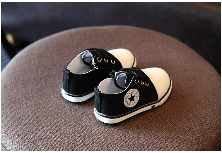 2018 Respirant Sneaker Chaussures Garçons et Filles 31