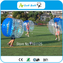 Free Logo ,PVC 1.2m 1.5m 1.7M Bubble Soccer Ball Suit, Inflatable Bumper Ball, Loopy Ball, Zorb Football