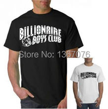 BILLIONAIRE BOYS CLUB BBC tees and tops for men summer o-neck hip hop t-shirt male blouse shirt short sleeve hiphop men clothes(China)