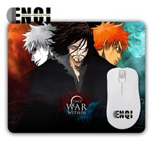 2015 new Unique bleach ichigo wallpaper Background Style Durable Speed Game Notebook Computer Animation Rectangular Mouse Pads(China)