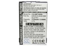 New Li-Polymer Battery For GIGABYTE For gSmart G300, i350(China)