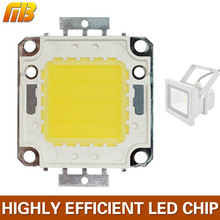 [MingBen] High power Brightness LED Beads Chip 10W 20W 30W 50W 70W 100W Cool /Warm White Floodlight Lamp Spot Light COB Chips(China)