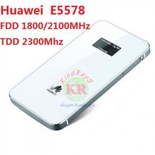 New Huawei E5578 CAT4 150Mbps 4G FDD 1800/2100MHz TDD 2300MHz Wireless Router 3G WiFi Mobile Hotspot PK E5573 E5372 E5172