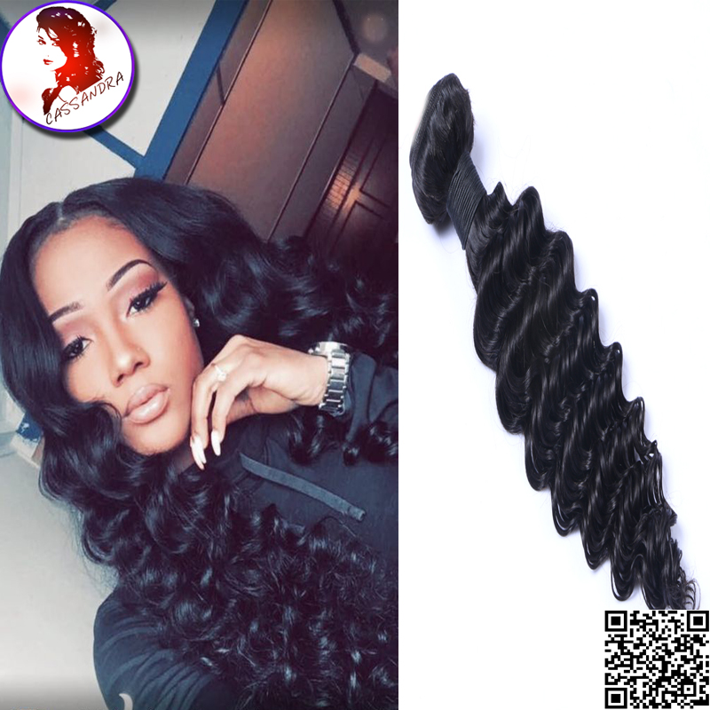 8A Grade Queen Hair Products Peruvian Deep Wave 3 Bundles Human Hair Extensions 100% Unprocessed Virgin Hair Weave Hotselling<br><br>Aliexpress