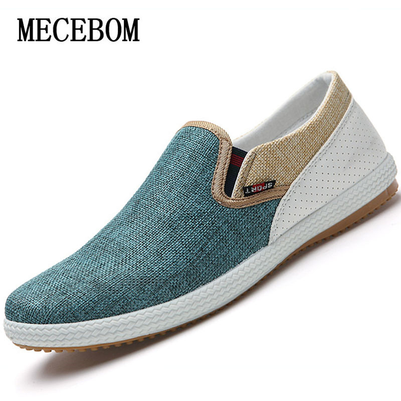 2017 Summer Style Fashion  Canvas Casual chaussure homme Sneake Zapatos Hombre slip on walking Loafers  Flats sales men Shoes<br><br>Aliexpress
