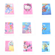 108*180cm Mickey Minnie Cartoon Plastic Table Cloth Cover Party Decoration for Kids Birthday Party Decoration Supplies
