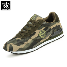 URBANFIND 2017 Lover Army Shoes Unisex Sneaker Size 35-44 Spring Summer Man Boy Girl Brand Shoes Casual Fashion Trainer(China)