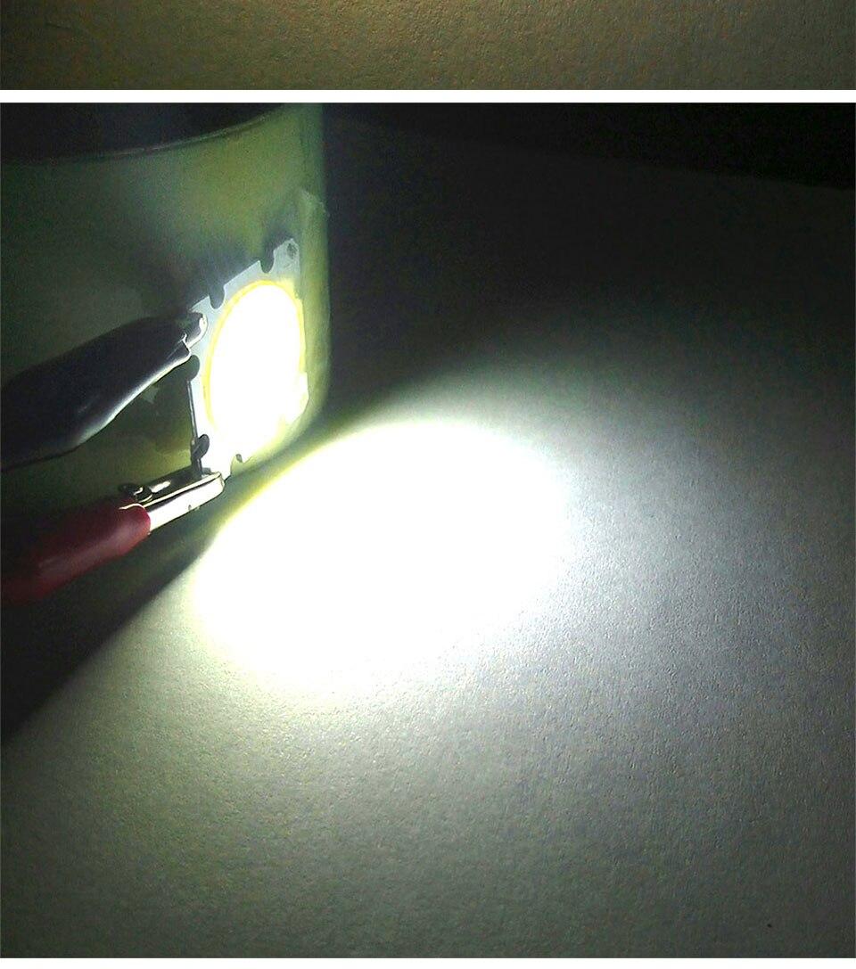 cob led 28mm square cob chip light bulb lamp 15W (10)
