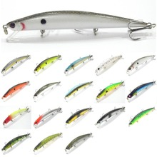 wLure Fishing Lure 12.7g 12cm Minnow Carp Fly Fresh Water Sea Insect bait Fake lure Ice Lure fishing Crankbait Hard Bait M616