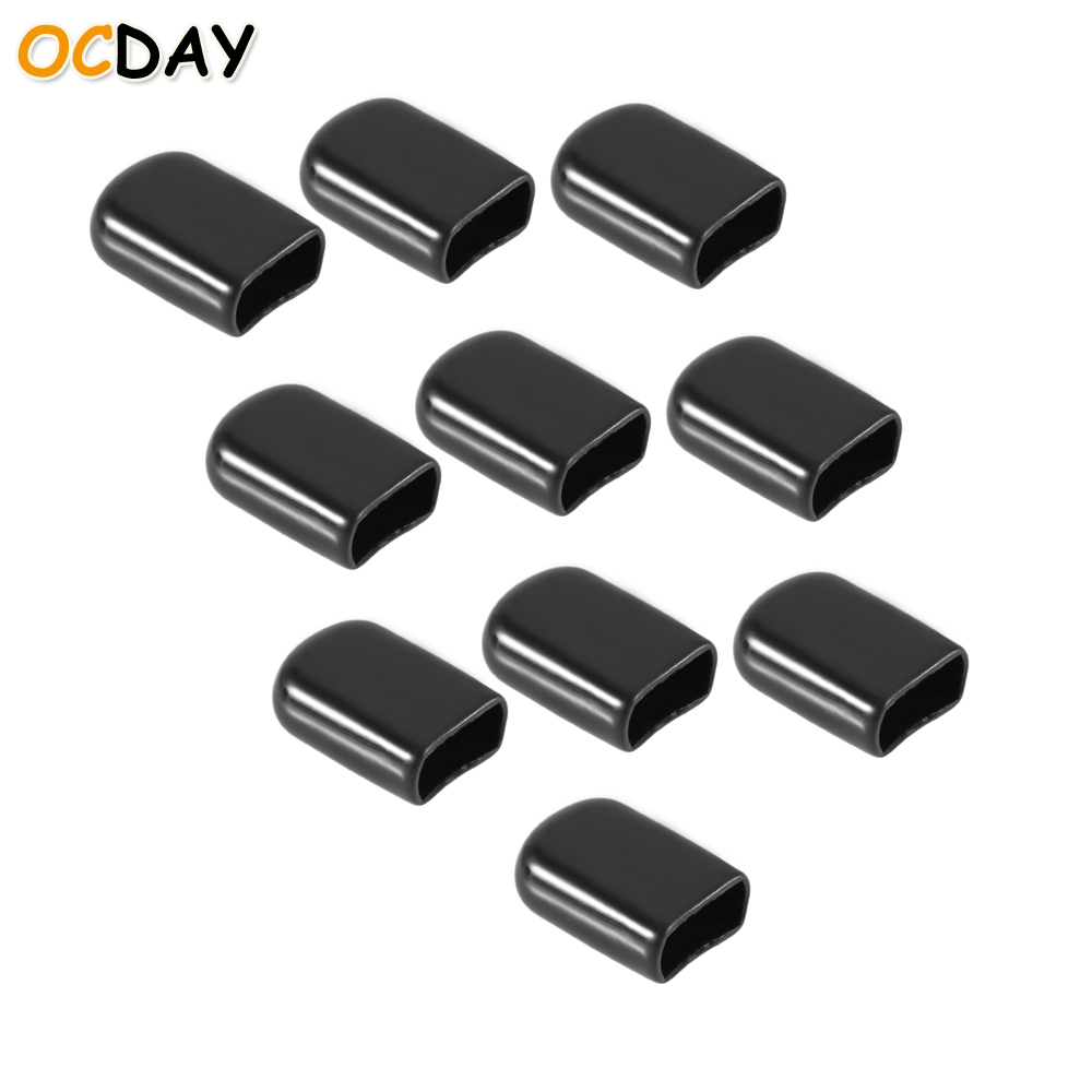 50pcs/lot XT60 Plug Rubber Terminal Insulated Black Protective Cover Caps Case Suitable(China)