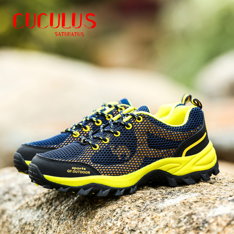 ZHJLUT hot sale outdoor durable shoes men spring autumn non-slip shockproof absorption casual shoes chaussure 506<br><br>Aliexpress