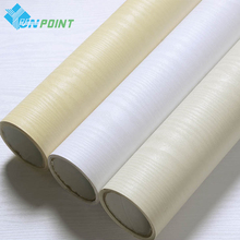 60cmX3m Waterproof Fabric Stickers Roll Vinyl PVC Wallpaper Furniture Wood Grain Papers Self adhesive Film Wardrobe Door Sticker