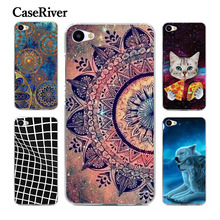 CaseRiver For Meizu U10 5.0 inch Case Cover, Soft Silicone Phone Case Cover For Meizu U 10 U10 Case For Meizu U10 Cases Cover