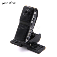 SQ5 PZ High Quality Mini DV MD80 DVR Video Camera 480P HD DVR sport outdoors with an audio support with clip(China)