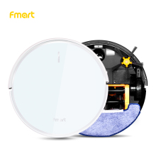 Fmart Robot Vacuums Cleaner App Wifi Control With Powerful Suction For Wood Floor Aspirator For Home Brand New FM-R570(China)