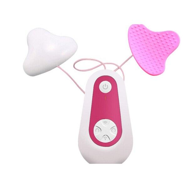 Electric Pulse Digital Breast Enhancer Natural Vibrating Enlargement Massage Kit (Pink)<br><br>Aliexpress