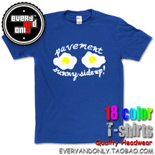 Pavement Alternative Pop Rock Band Sunny Eggs Toddler 100% Cotton T-shirt Tee T Cloth