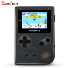 Retro Mini Handheld Game Console Built-in 36 Classic for GBA Games Support TF Card Download Video/ Music/ E-book Best Kids Gift(China)