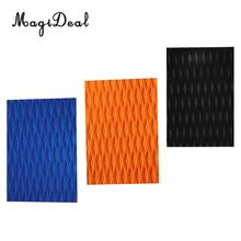 MagiDeal Non-Slip EVA Skimboard Traction Pad Deck Bar Grip Tail Pad Surfboard Shortboard Paddle Board SUP Surfing Surf Accessory(China)