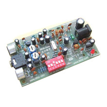 DIY kit BH1417F FM stereo transmitter Board Kit electronic production 1417 FM transmitting board of DIY electronic suite