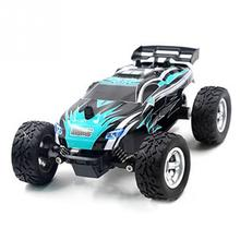 High Speed Car 1:24 Child Cross Country Remote Control Racing Model with Shock Absorber Design Car(China)