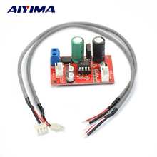 Aiyima NE5532 Moving Coil Microphone Stereo Pre-amp magnetic head Phono amplifier board(China)