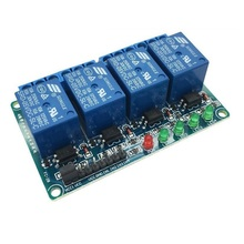 Buy 1PCS 4 Channels Relay Module Board High Power Trigger 5V Relay Switch Panels Optocouple RC Model Spare Parts for $11.19 in AliExpress store