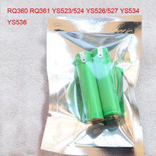 2PCS 1.2V Ni-MH rechargeable battery 750mah for electric shaver razor RQ360 RQ361 YS523 YS524 YS525 YS526 YS527 YS534 use