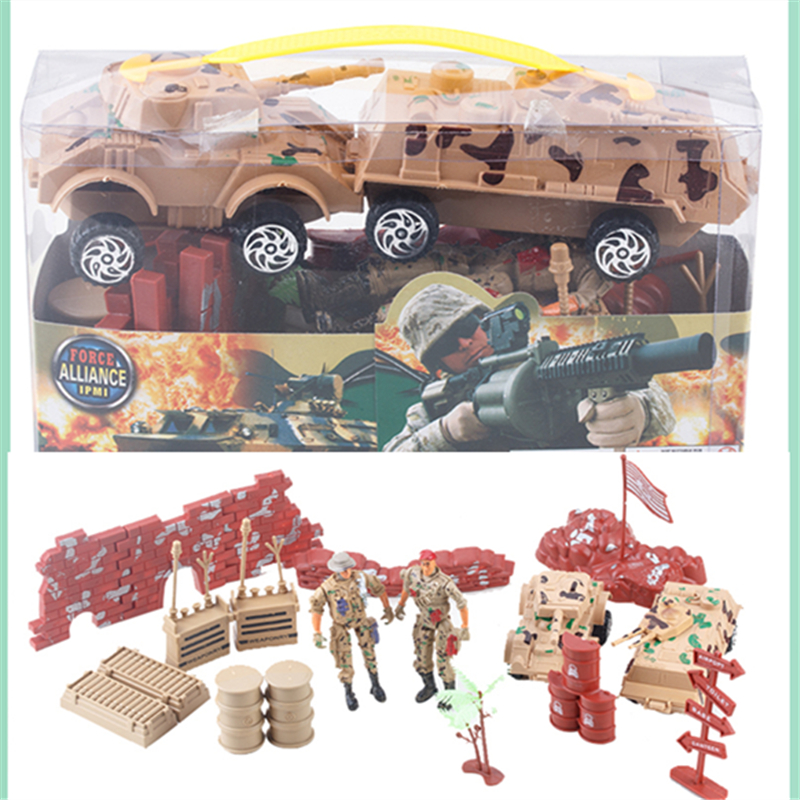 Military Model 12cm 5 joints movable toy Special type  military static model Armored forces toy gift Free shipping<br><br>Aliexpress