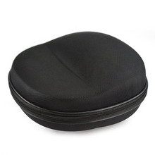 Full Size Hard Shell Large Carrying Case Travel Bag with Space for Cable AMP Earpads Parts and Accessories