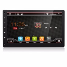 10 inch 4 Core 2 DIN universal Android 6.0 Car DVD GPS Radio Player Stereo Auto Radio Audio Head unit with wifi usb sd