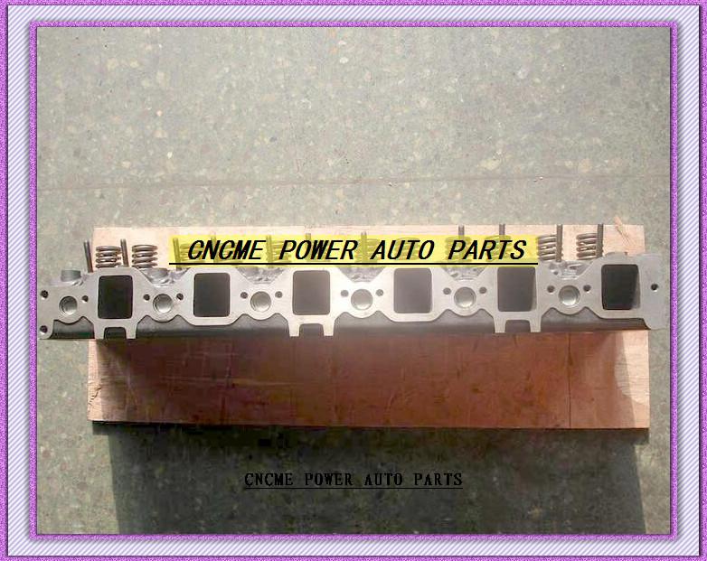 6BD1 6BG1 Cylinder Head For Isuzu FSR FST FTS FVR Forward Journey JBR JCM JCR JCZ ECR 5.8L D 12v 1976-81 1981-83 1-11110-601-1 (4)