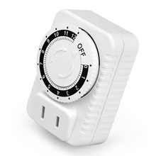 CX-05 Timer Socket Time Knob Switch 10A220V  For Electric Vehicles And Mobile Phone Charger
