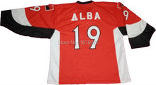 Best selling custom design sublimated hockey jerseys(China)