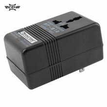 voltage converter 110V/120V To 220V/240V Mode 100W Max Power Converter Adapter Dual Voltage Converter Professional Transformer(China)