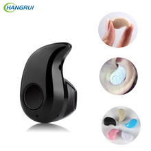 HANGRUI S530 bluetooth earphone Mini 4.1 wireless Earbud Small Sports Cordless Hands free Headset For iphone 6 Xiaomi mi5 huawei